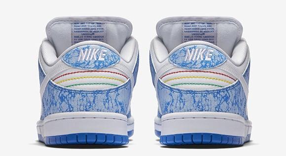 Nike Sb Dunk Low De Mármol Azul tQ9AmHiJpV