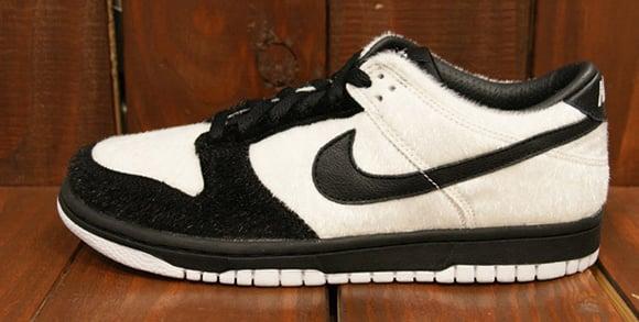 best service a56ac 9ffd2 Nike SB Dunk Low 'Panda' - Detailed Look | SneakerFiles