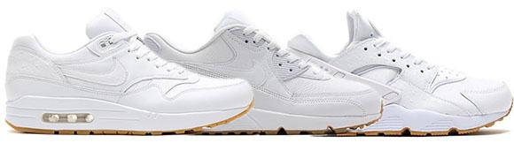 Nike Sportswear 2015 White Gum Pack