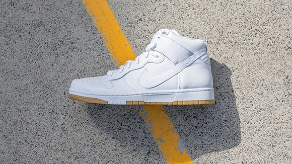 Nike Sportswear White Hot Dunk CMFT