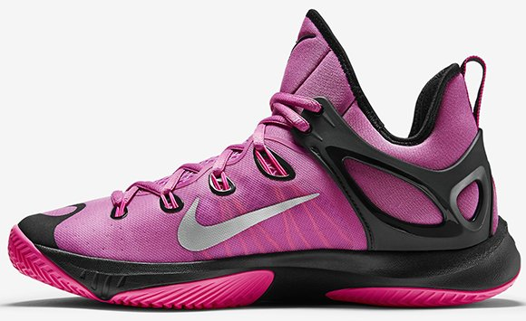 Nike Zoom HyperRev 2015 Think Pink Kay Yow Now Available