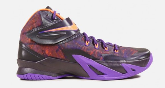 reputable site 492e8 e4c0a ... denmark nike zoom soldier 8 purple hyper crimson 3acab a98d2