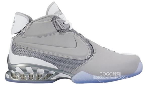 Nike Zoom Vick 2 Retro 2015 Grey White