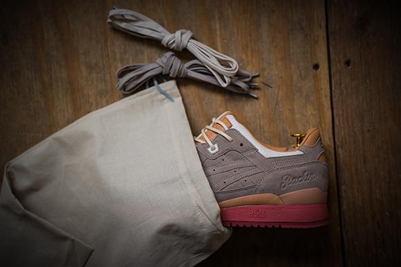 Packer Shoes Asics Gel Lyte III Dirty Buck Release Date