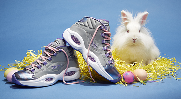 Reebok Question Mid GS Easter 2015