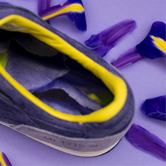 Size Asics Gel Lyte III Iris