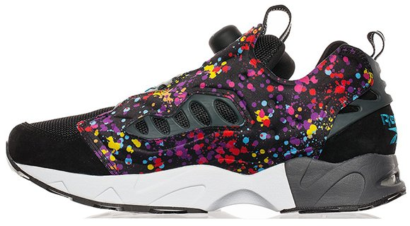 Stash Reebok Instapump Fury Road Splatter