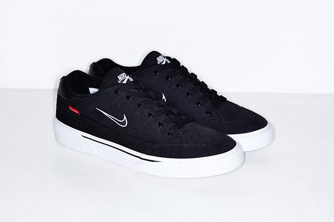 Supreme Nike SB GTS Black