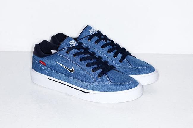 Supreme Nike SB GTS Blue