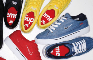 Supreme Nike SB GTS Collection