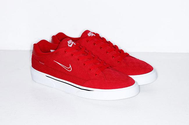 Supreme Nike SB GTS Red