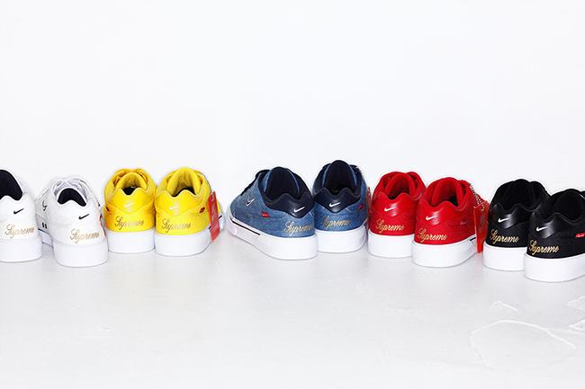Supreme Nike SB GTS Collection