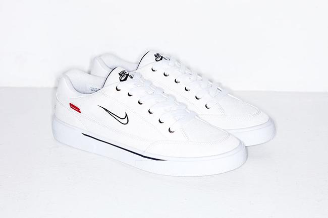 Supreme Nike SB GTS White