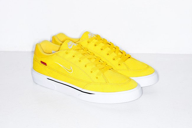 Supreme Nike SB GTS Yellow
