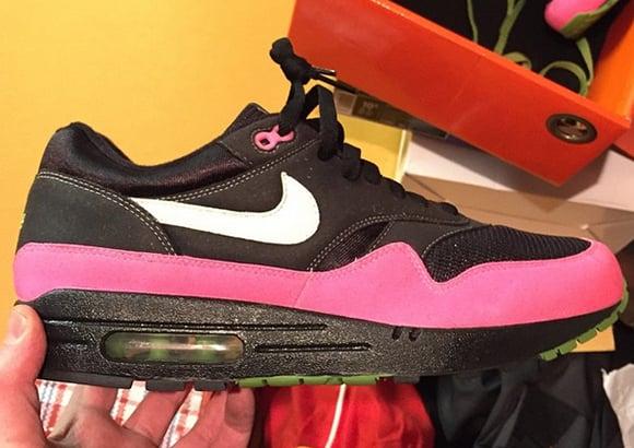 Tinker Hatfields Nike Air Max 1 iD 10 Years Ago