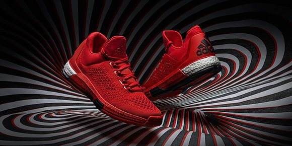 adidas Crazylight 2015 Vivid Red