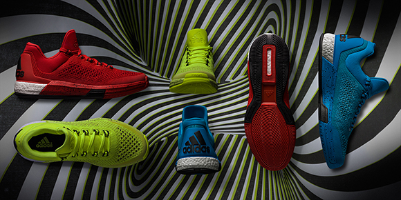 adidas Crazylight Boost 2015 July Releases