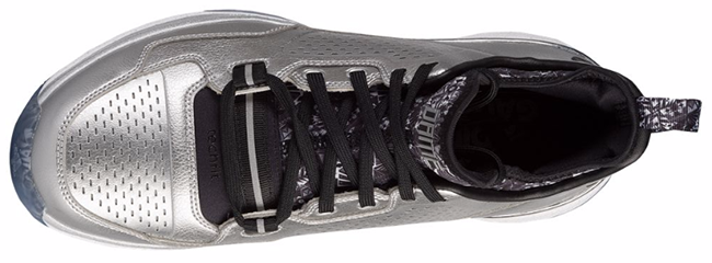 adidas D Lillard 1 Gauntlet Silver