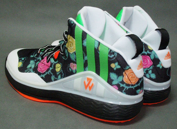 adidas J Wall 1 Floral