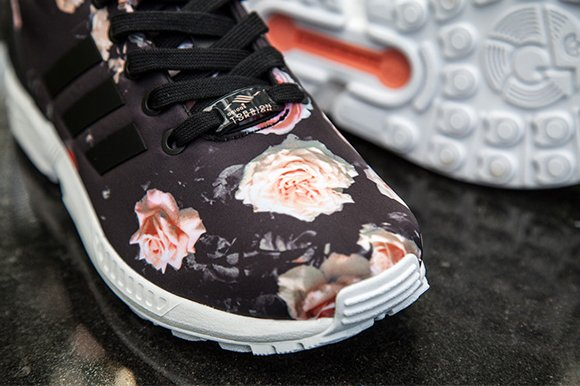 adidas floral zx