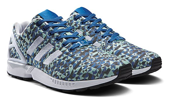 adidas ZX Flux Prism Weave Pack