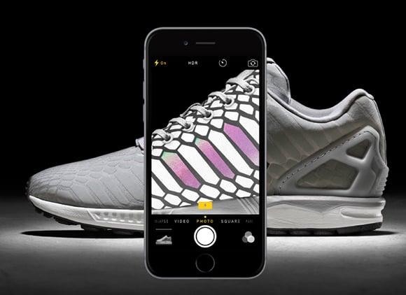 4b8013e7c adidas ZX Flux Xeno  Silver  - Coming Soon