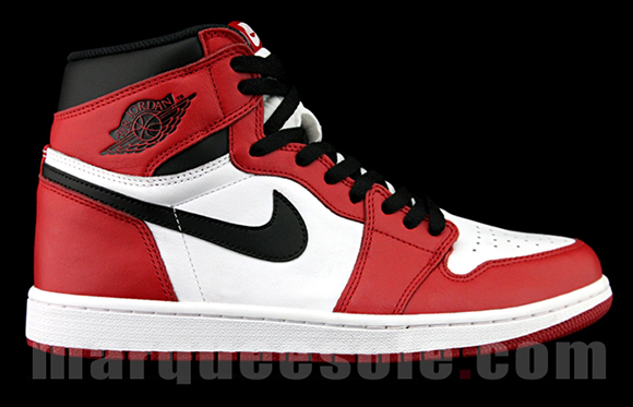 Air Jordan 1 Retro High OG Chicago Releases May 30th