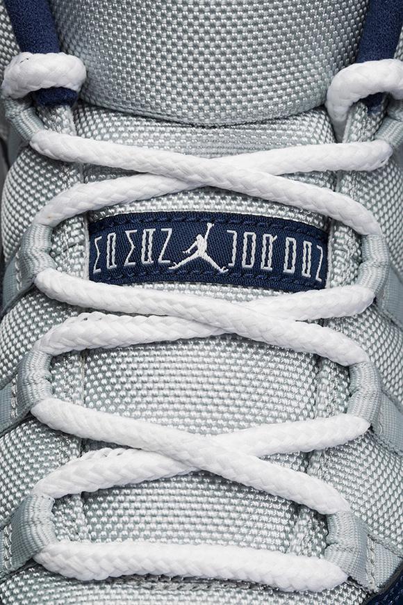 Air Jordan 11 Low Georgetown Hoyas Nike Store Release Info