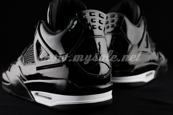 Air Jordan 11Lab4 Black Release Date