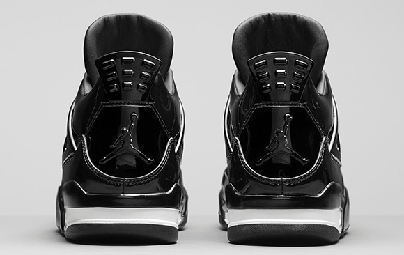 Air Jordan 11Lab4 Black White Release Info