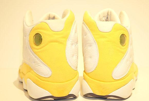 668c400a8add05 Air Jordan 13 Fred Jones Indiana Pacers PE 30%OFF top fashion c497b 63027   Original Wholesale Cheap ...