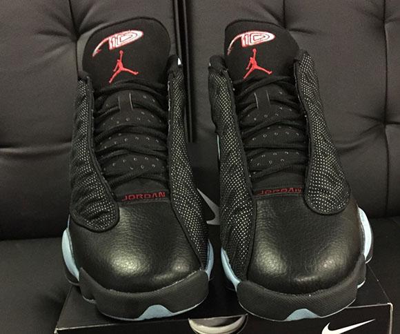Air Jordan 13 Low Mike Bibby Throwback Kings Night PE