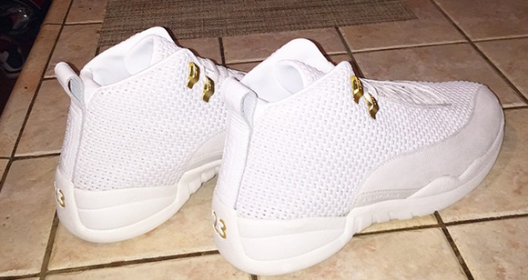Air Jordan 15Lab12 Sample