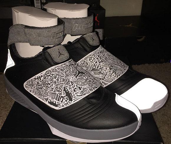 Air Jordan 20 Playoff Release Date