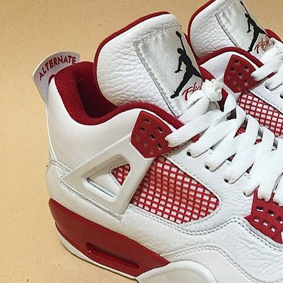 Air Jordan 4 Alternate 89 Sample