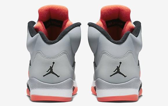 Air Jordan 5 GS Hot Lava