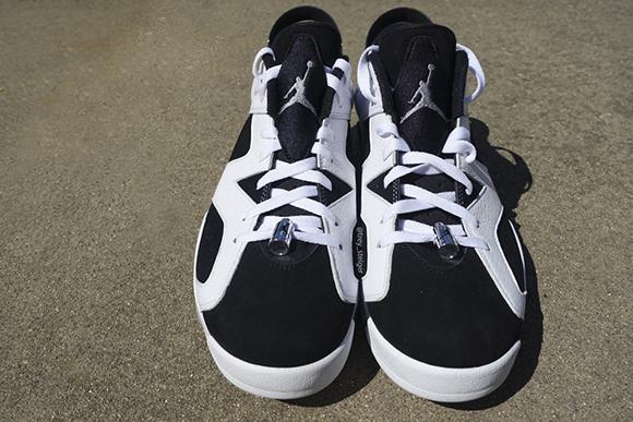 Air Jordan 6 Low Oreo