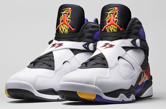 Air Jordan 8 Three Peat 2015 Release Date