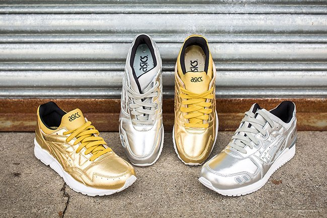 e0726afa2c54c Asics Gel Lyte Liquid Metal Pack