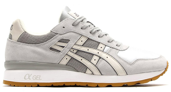 Asics GT-II Light Grey Off White