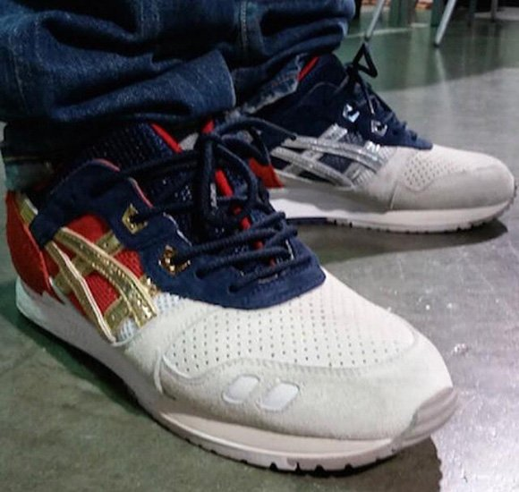 CNCPTS x Asics Gel Lyte III 25th Anniversary Release Date