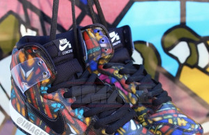 CNCPTS Nike SB Dunk High Stained Glass