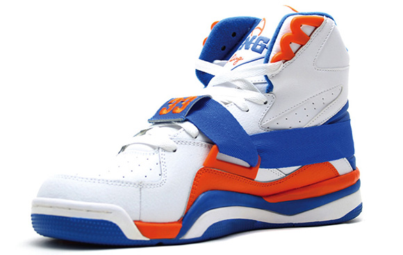 new concept e36cc e4d4e Ewing Athletics Concept Retro New York Knicks PE