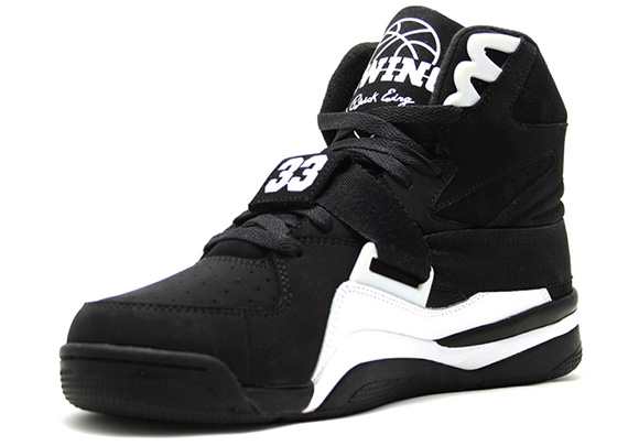 info for 5b424 937ee Ewing Athletics Concept Retro Black White