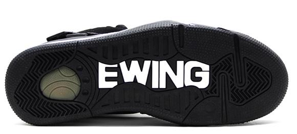 Ewing Athletics Concept Retro Black White