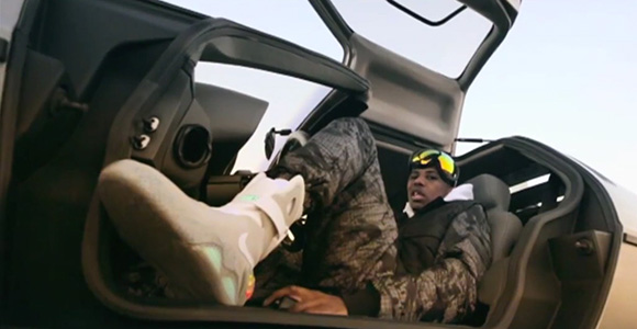Fabolous Wears Nike Air Mag You Made Me Music Video