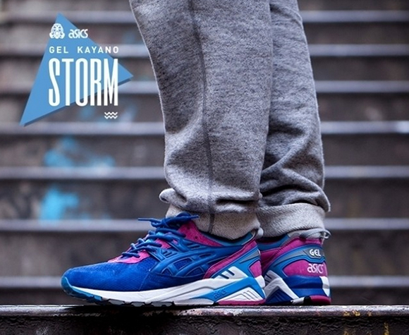 Footpatrol Asics Gel Kayano Storm