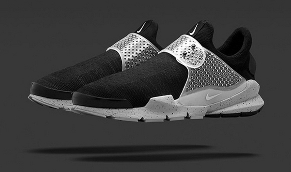Fragment Design Nike Sock Dart Black Release Date