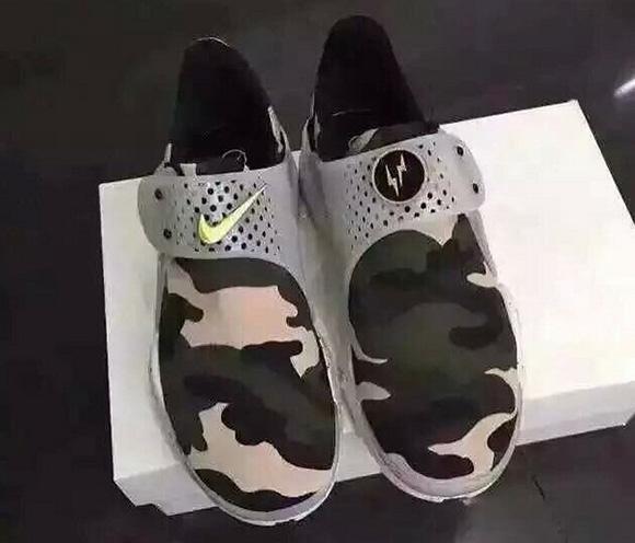 Fragment Design Nike Sock Dart Camo