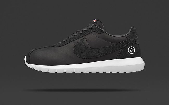 Fragment Nike Roshe LD 1000 Black Release Date